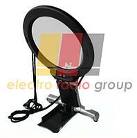 Лупа для вышивания MG11088, 2Х, диам-100мм +4Х, диам-38мм
