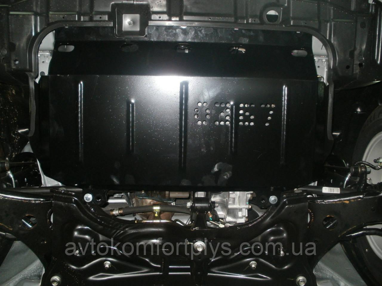 Металлическая (стальная) защита двигателя (картера) Great Wall Voleex C10 (2011-) (1,3; 1,5)