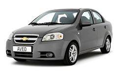 Chevrolet Aveo T250 (2006-2010)