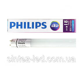 Светодиодная лампа PHILIPS T8 G13 8W 4000К  310* 230V EcoFit Код.58567