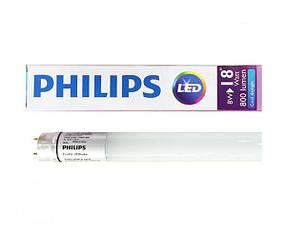 Светодиодная лампа PHILIPS T8 G13 8W 6500К  310* 230V EcoFit Код.58568