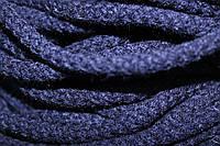 Шнур акрил 8мм (100м) т. синий