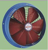 Вентилятор промышленный монофазный BAHCIVAN BSM 350