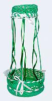 Корзина подарочная для орхидеи