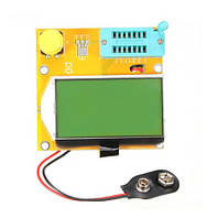 ESR тестер мультиметр полупроводников LSR прибор с графическим экраном