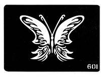 Трафареты для био-тату (№ 601)