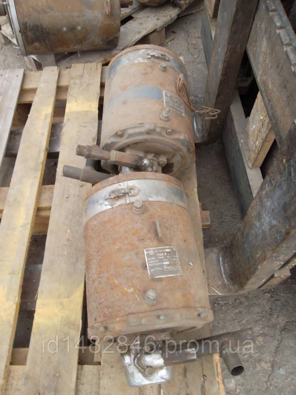 Электродвигатели тип 3ДН.63