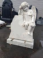 Памятник из мрамора № 2