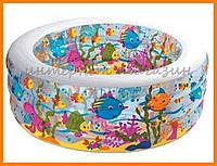 Бассейн для малышей 58480 | детские бассейны 152*56 см