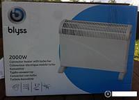 Конвектор электрический с вентилятором, Sanico - 2000Вт