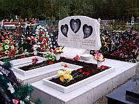 Памятник из мрамора № 209