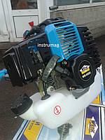 Бензокоса Werk WB-4500 (2,2 кВт) 1 катушка, 1 нож, фото 1