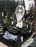 Памятник из мрамора № 216