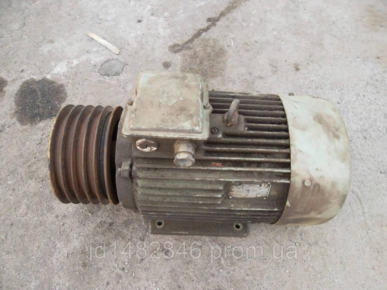 Электродвигатель TYP KMR 132 - 11 Кв 1500 об.мин