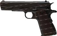 Пістолет пневматичний KWC KMB-76AHN Blowback (Colt 1911). Корпус - метал