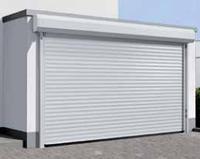 Рулонные гаражные ворота Hörmann RollMatic