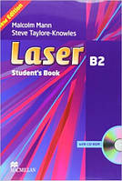 Laser (3rd Edition) B2 Student's Book & CD-ROM Pack