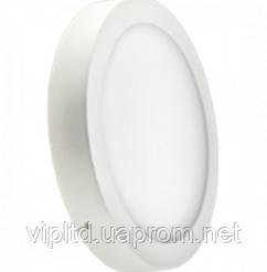 Светодиодный светильник LEDEX круг накладной 6 Вт 6500 К