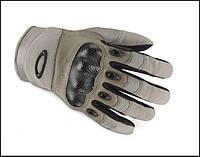Тактические перчатки Oakley (реплика), sand Размер L