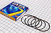 Кольца поршневые 60сс 44мм STD (ТАТА) скутер 50-100 куб.см