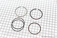 Кольца поршневые 80сс 47мм STD (цена=качество) скутер 50-100 куб.см