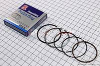 Кольца поршневые 80сс 47мм STD (SEE) скутер 50-100 куб.см