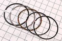 Кольца поршневые 80сс 47мм +0,25 скутер 50-100 куб.см