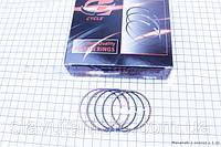Кольца поршневые к-кт 100сс 50мм STD (B-cylcle) скутер 50-100 куб.см