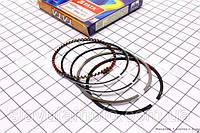Кольца поршневые 100сс 50мм STD (TATA) скутер 50-100 куб.см
