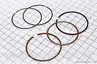 Кольца поршневые 100сс 50мм +1,00 (KOSO) скутер 50-100 куб.см