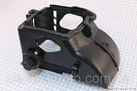 Пластик цилиндра для охлаждения к-кт 2 шт скутер 50-100 куб.см