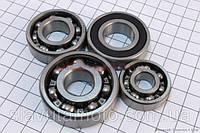 Подшипники к-кт 4шт (6004-2RS;6303;6201;6203) JETAR скутер 50-100 куб.см