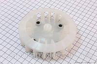 Крыльчатка магнето (охлаждения) скутер 50-100 куб.см