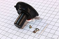 Мембрана круглая 18мм (пластик) скутер 50-100 куб.см