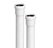 Труба каналізаційна Ø 32 L 500 mm.