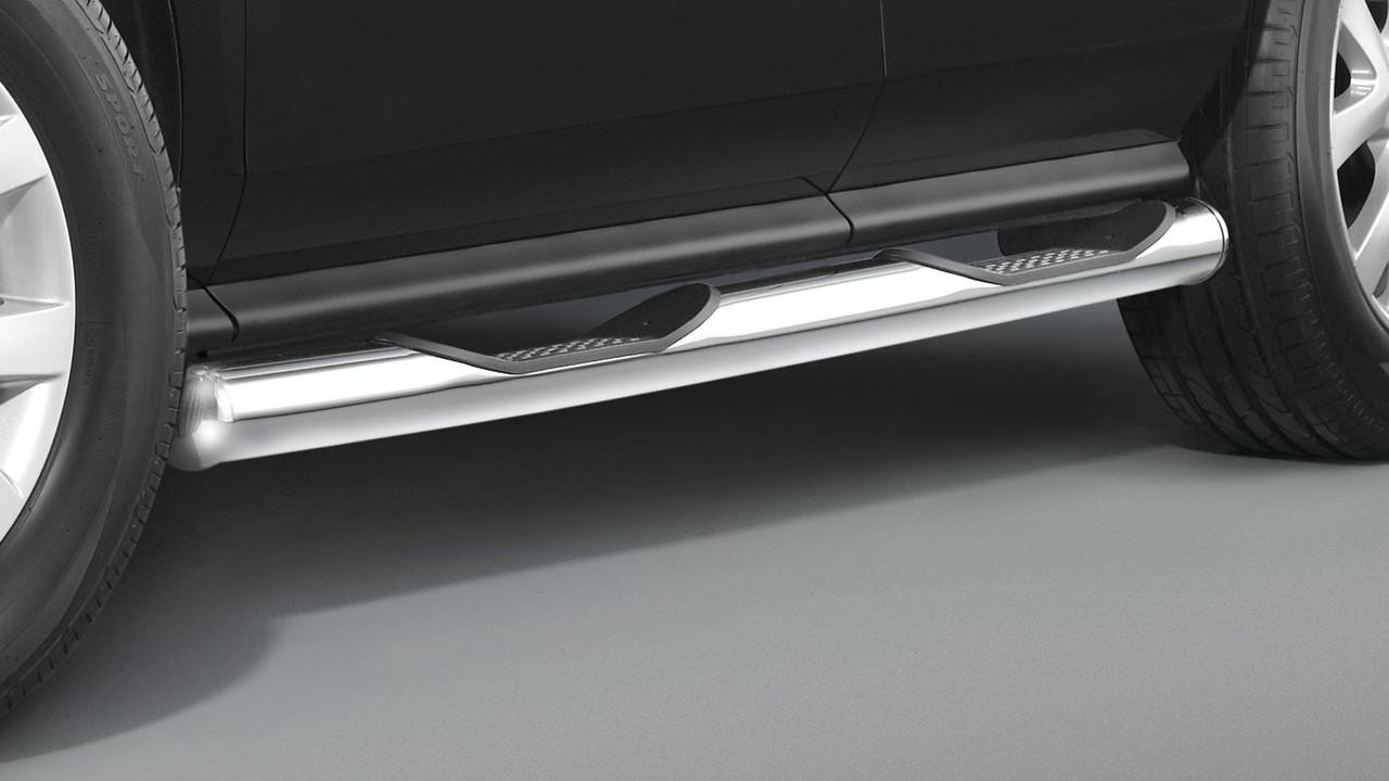 Подножки Mazda CX-7 2007+