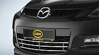 Решетка в бампер Mazda CX-7 2007+