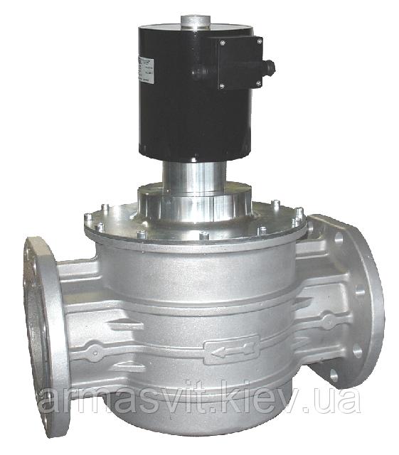 Клапаны электромагнитные автоматические для газа серии EV (EVO/NC, EVP/NC, EV)