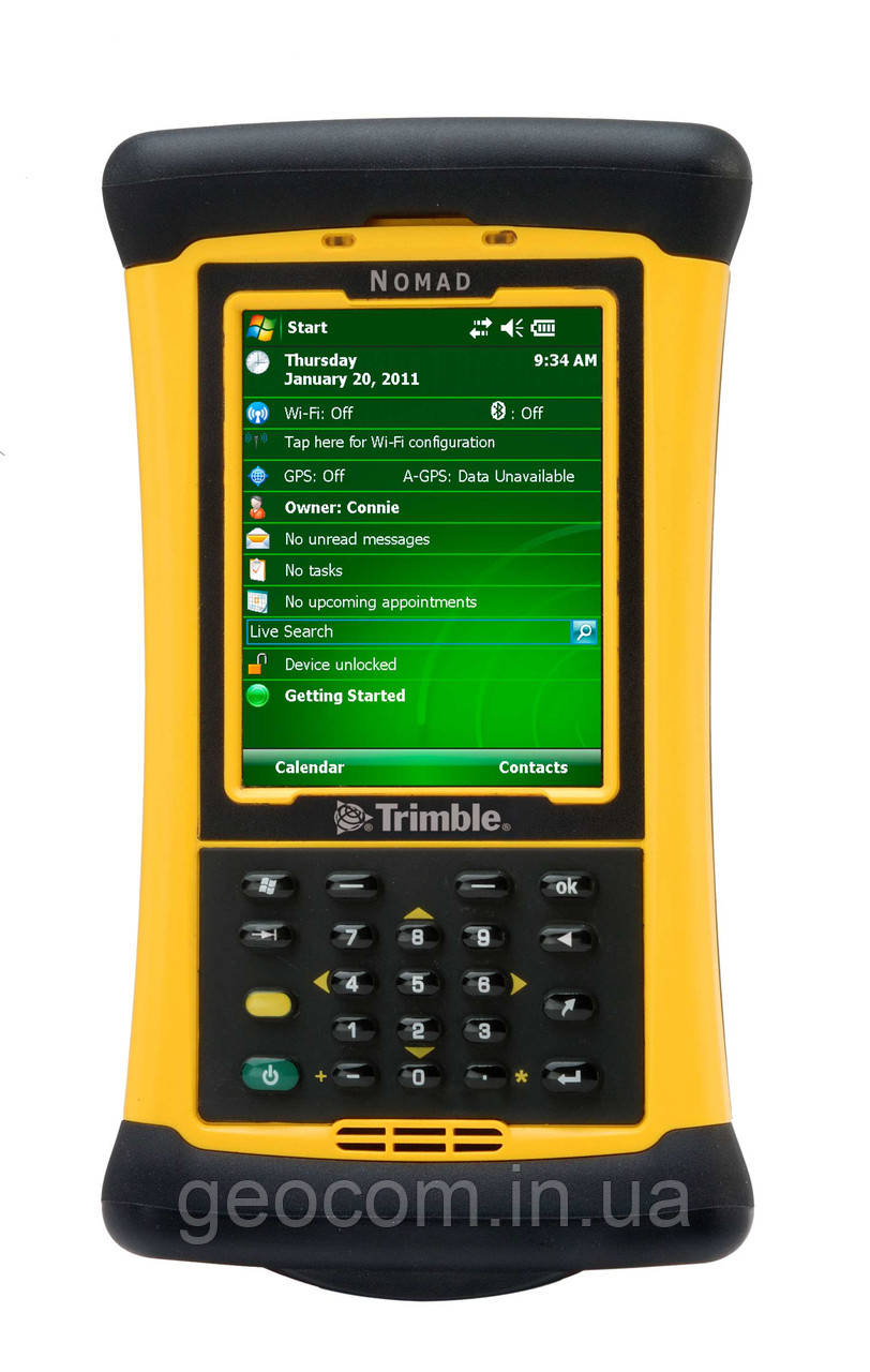 Контроллер Trimble Nomad 900 В