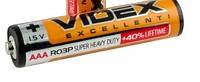 "Батарейка  R 3 "" Videx  """