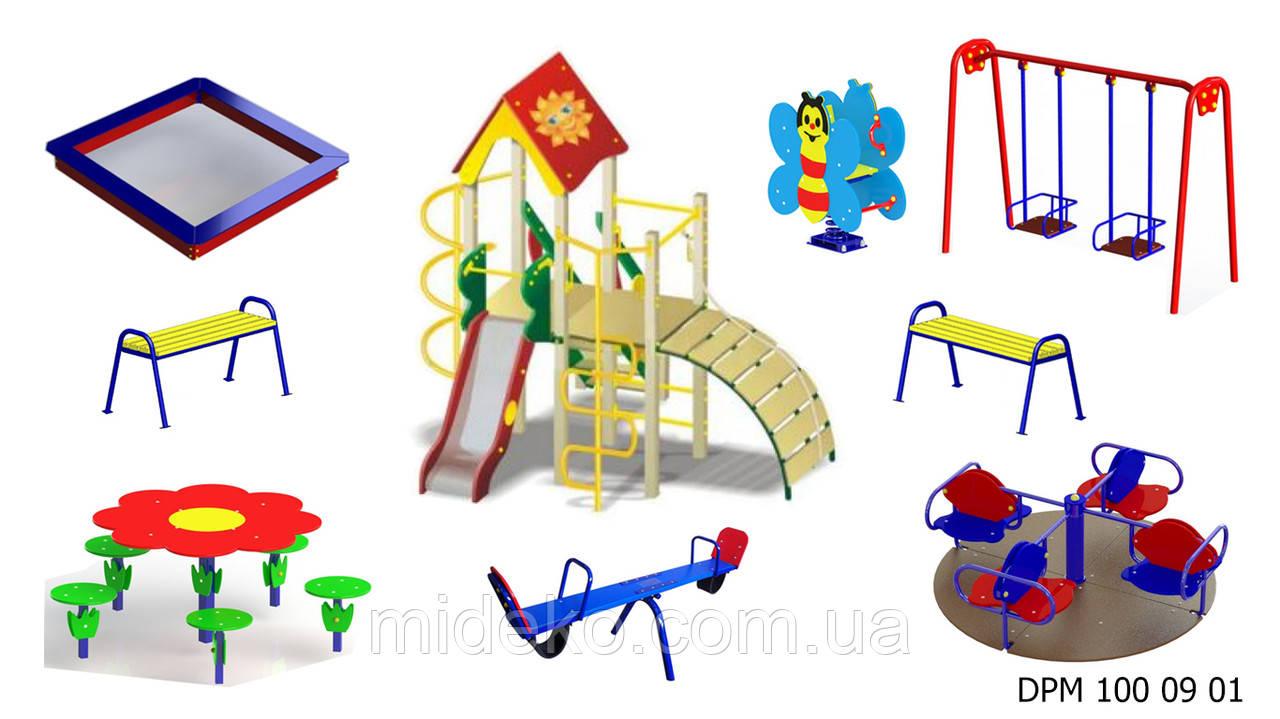 Детская площадка 1109