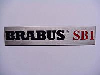 BRABUS прошивка блока управления двигателем