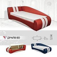 Кровать Драйв 90х200 c ортопедической основой / без матраса