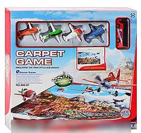 Детский набор транспорта 660-87 Planes с ковриком