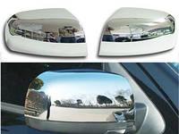 Хром зеркал Hyundai Santa Fe 2006-2012
