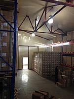 Изготовление, монтаж, реконструкция, гарантии : ангаров и складов, рамп, навесов, специализированных складов д
