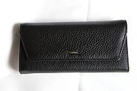 Стильный кожаный женский кошелек HASSION