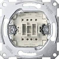 Механизм кнопочного выключателя 1-клавишного, Merten