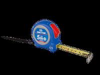 Рулетка 5м с магнитным крючком  KINGTONY 79094-05C