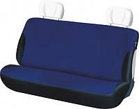 Чехлы на задние сиденья TRENDY / темно-синий